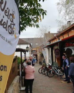Point de location Vélo Mielo