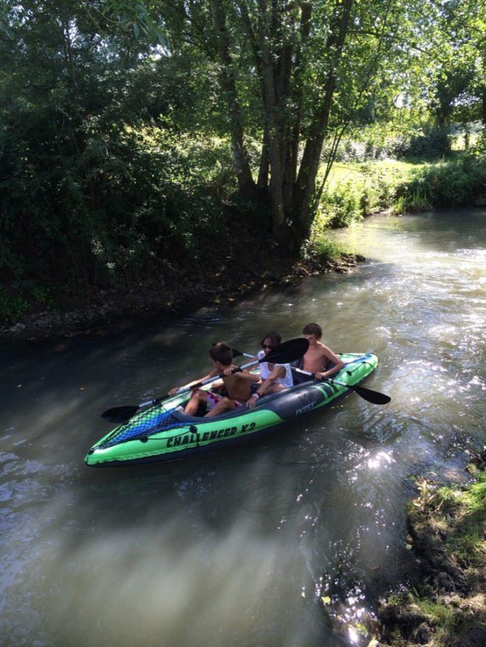 Canoe-sur-l-ouanne