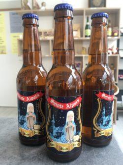 Bière de Sainte Alpaix