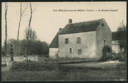 Moulins et église