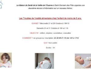 Saint Germain 21 et 28 oct 2020