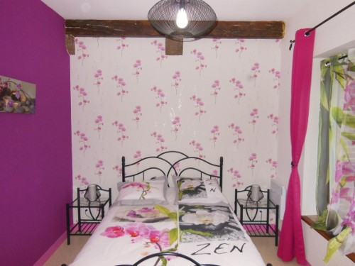 chambre–orchidee
