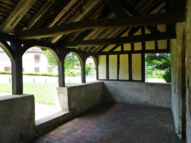 eglise porche interieur