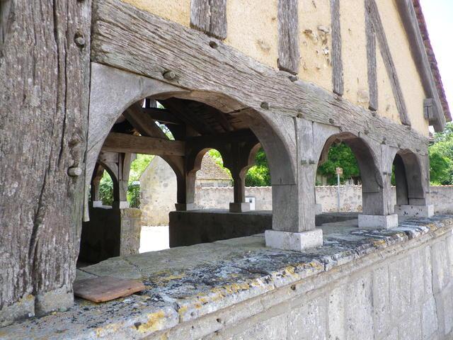 eglise st aignan details porche
