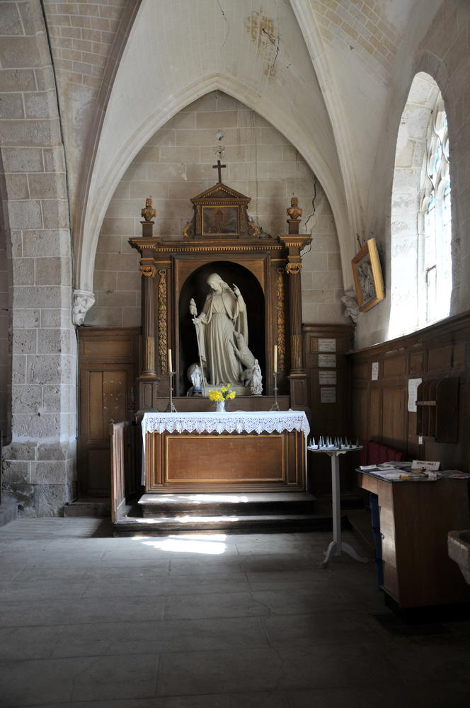 eglise st martin autel
