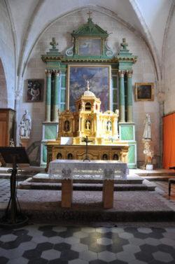 Eglise Saint-Martin et Saint-Louis