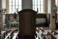 eglise st pierre et st paul banc d oeuvre vue de la chaire a precher