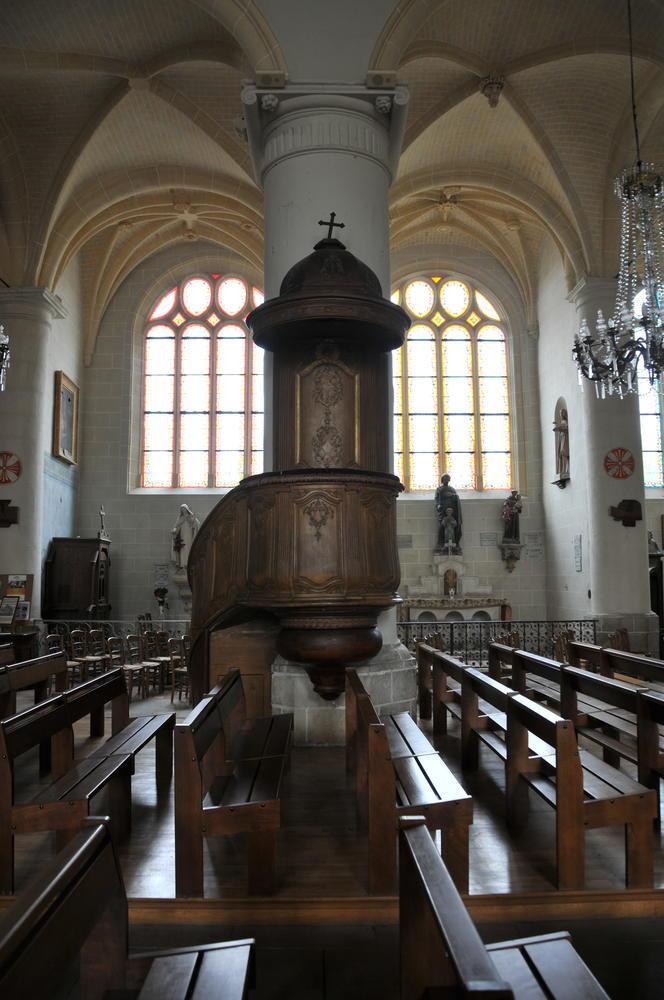 eglise st pierre et st paul chaire a precher
