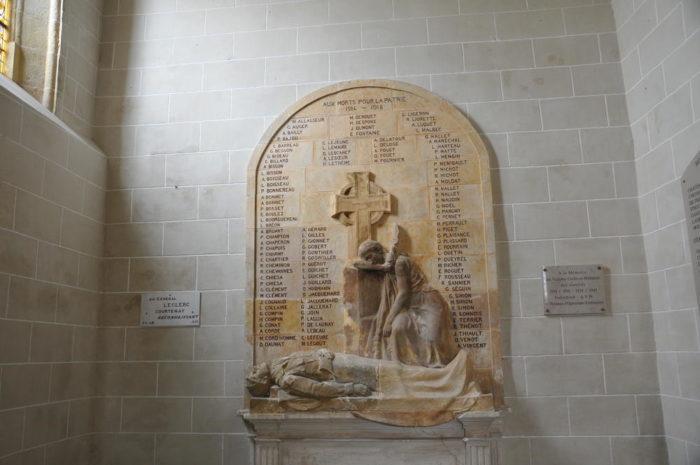 eglise st pierre et st paul monument aux morts 1870 1871