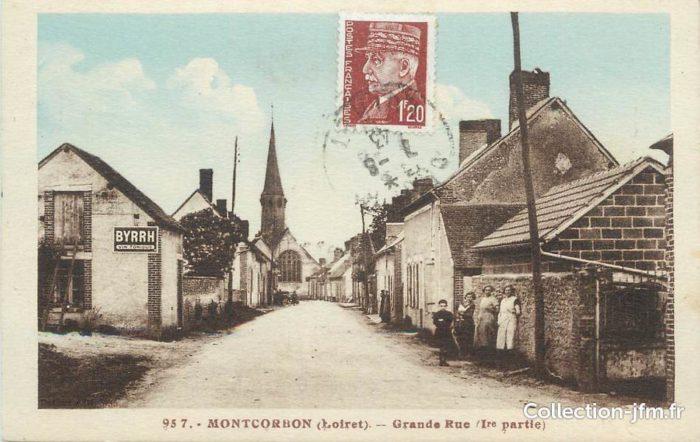 montcorbon