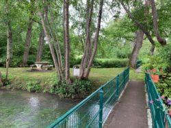 Aire de pique-nique de Saint-Loup de Gonois
